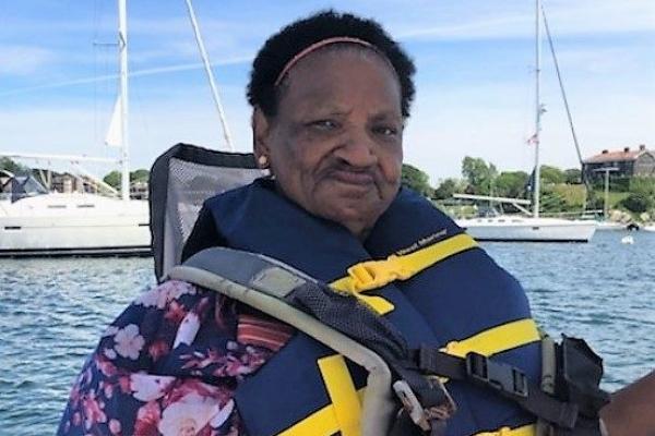 sailing Doris
